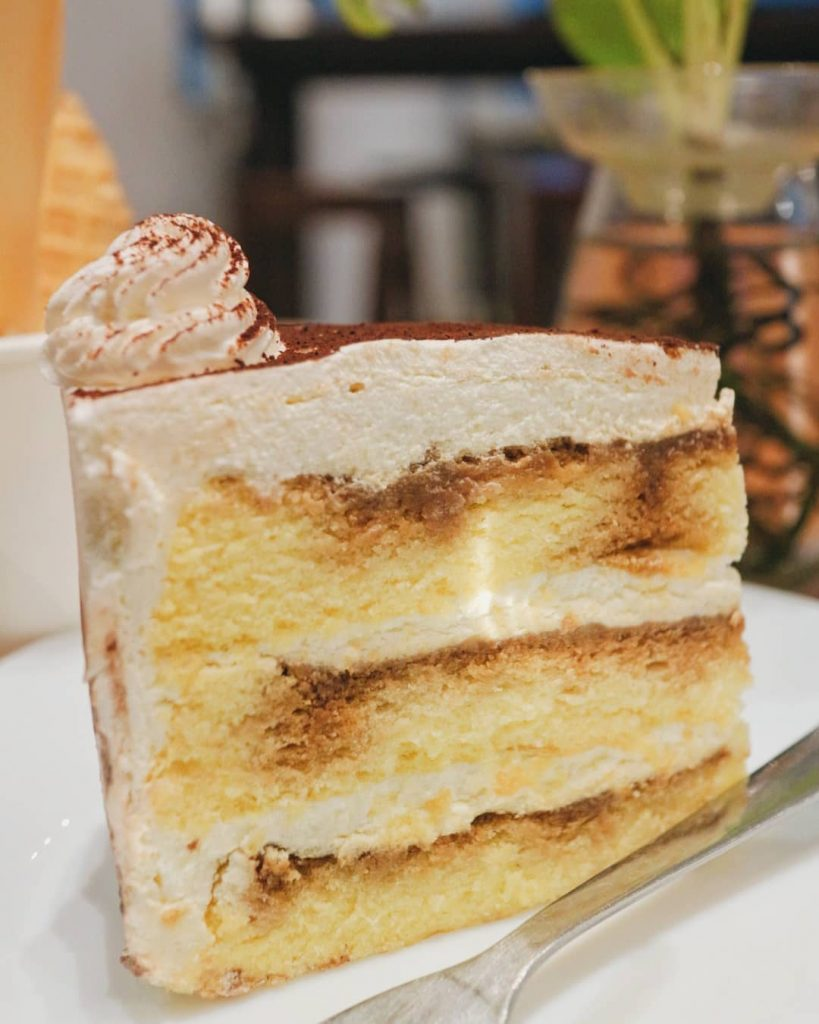 tiramisu di Milk by Artemy
