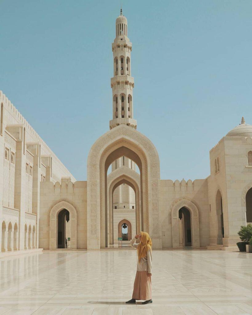 Sultan Qaboos Muscat