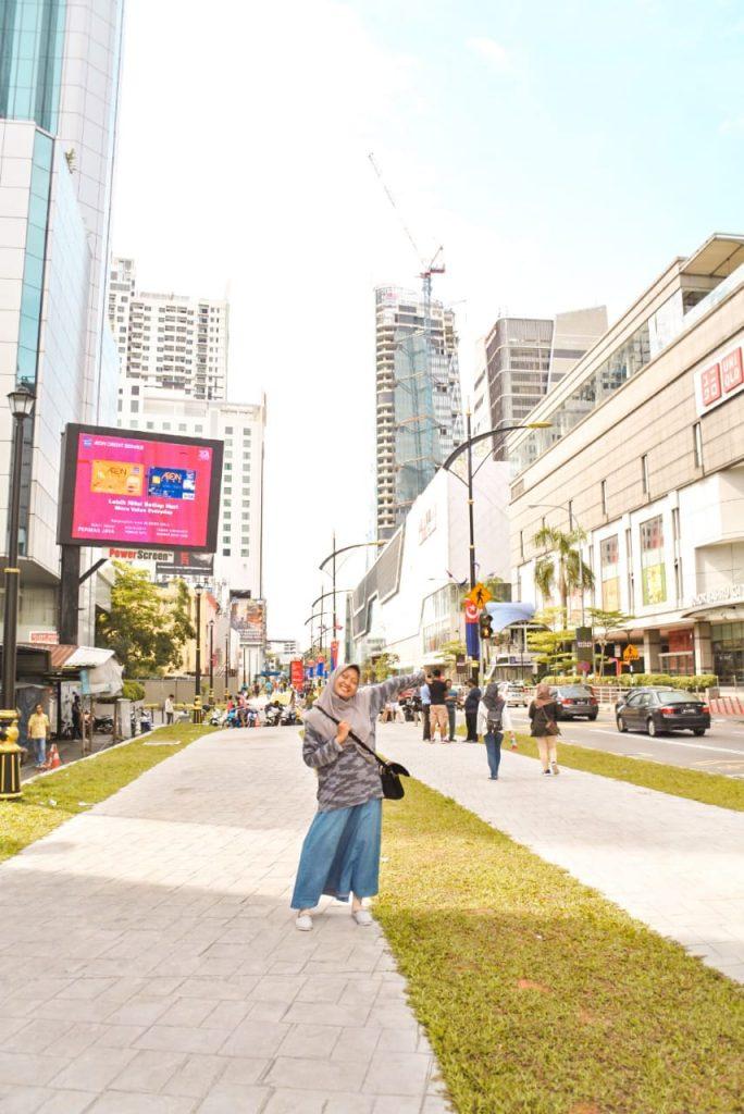 Mal di Johor Bahru